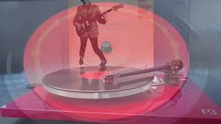 Elvis Costello - Alison, on vinyl, in 4k HD