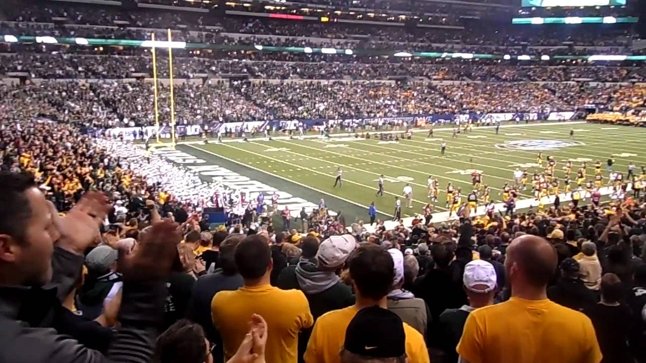 2015 Big Ten Football Championship Game - Big Ten Conference