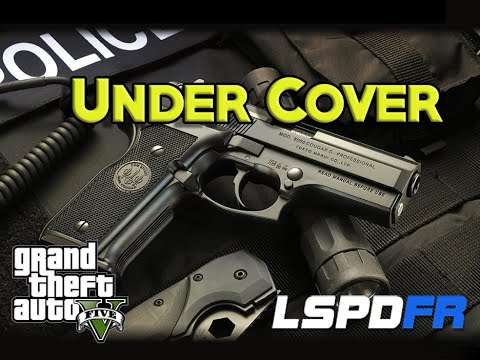 GTA 5 LSPDFR - UnderCover- FIRST PERSON VIEW POV
