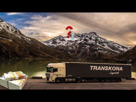 Mennyit keres egy kamionos?