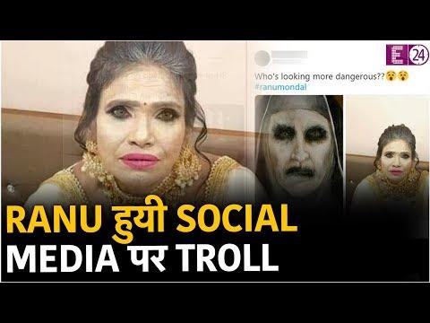 Social Media पर हुई Ranu Mondal की Trolling | Ranu को Makeup करना भारी Mp3