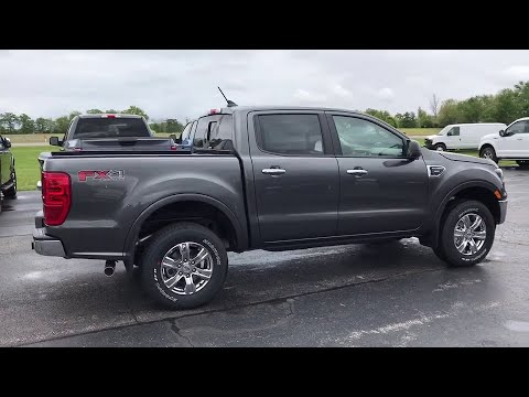 2019 Ford Ranger London, Springfield, Columbus, Dayton, Hilliard, OH 19T085