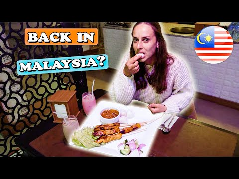 Back in MALAYSIA for Lunch