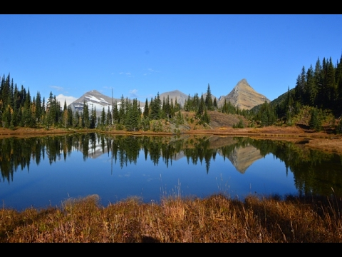 Backpacking Glacier Nat. Park: The Thunderbird Traverse, Jefferson Pass, Gyrfalcon Lake Route
