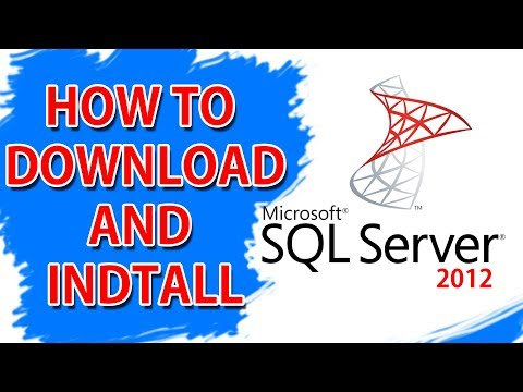 How to download and install Microsoft SQL server 2012 management studio in Windows Pc