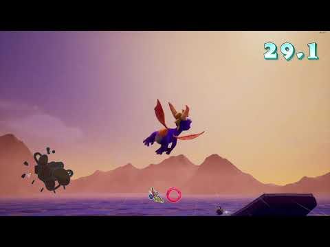 Spyro Reignited Trilogy - Ocean Speedway