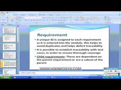 Introduction to QC | Requirement for QC | QC Online Tutorial