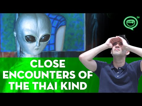 Thailand's Alien Religion | Close Encounters Of The Thai Kind | Coconuts TV