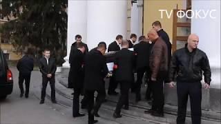 Прощание с актрисой ' Дизель-шоу' Мариной Поплавской. г.Киев. 21.10.2018 г.  #TV_Фокус  #Кот_Баюн