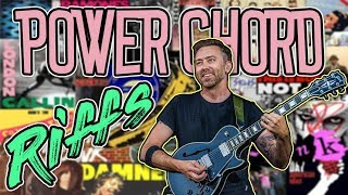 The Greatest Power Chord Riffs In Punk!