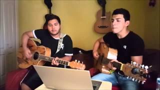 El Americano - Omar Ruiz / Sergio Vela y Efrain Leon (Cover)