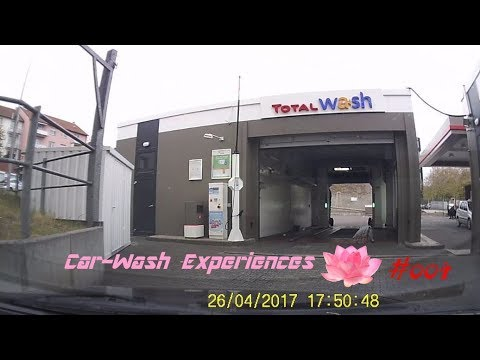 car wash experiences 004 total wash lotuswash 2 0 saarbr cken germany youtube. Black Bedroom Furniture Sets. Home Design Ideas