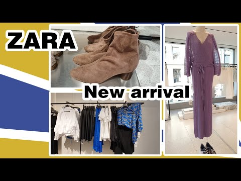 Zara | New Arrival In Zara Summer Fashion July 2019 | Womens Fashion | Ladies Collection