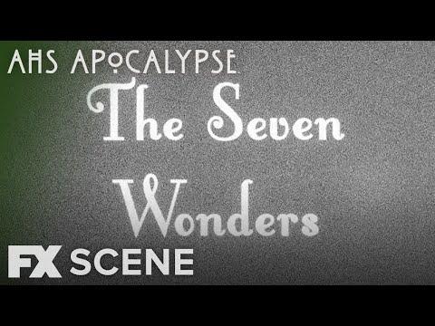 American Horror Story: Apocalypse | Season 8 Ep. 5: The Seven Wonders Scene | FX