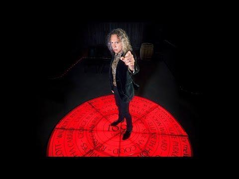 Metallica's Kirk Hammett Tours Salem Witch Museum, Debuts Horror-Art Gallery Show