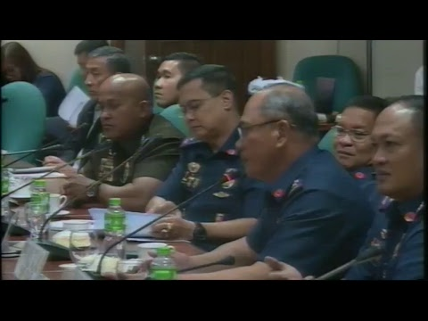 Committee on Public Order and Dangerous Drugs (May 22, 2018)