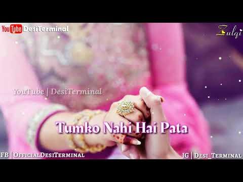 Wada Raha | Shreya Ghoshal | Arnab Chakraborty | New WhatsApp Status Video For Girls | Desi Terminal