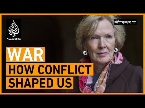 Al Jazeera English: Is war an inescapable part of who we are? | The Stream
