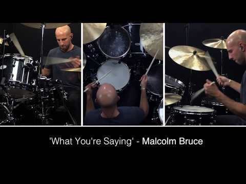 Louie Palmer - 'What You're Saying' by Malcolm Bruce