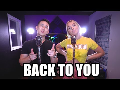 Louis Tomlinson - Back To You | Jason Chen X Emma Heesters Cover