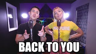 Download Louis Tomlinson - Back To You | Jason Chen x Emma Heesters Cover MP3 song and Music Video