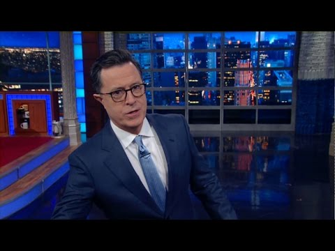 Thumbnail: Happy St. Patrick's Day From Stephen Colbert