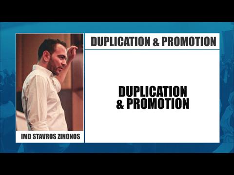 DUPLICATION & PROMOTION - IMD STAVROS ZINONOS