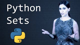 Sets in Python - Learn Python Programming  (Computer Science)