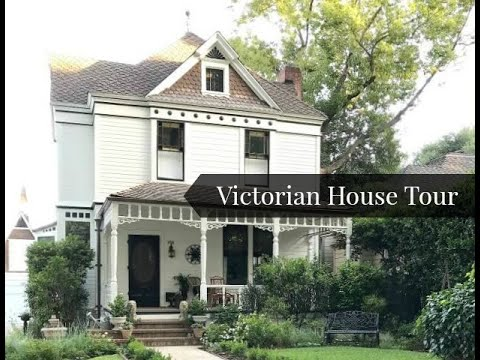 House Tour 1886 Victorian - see the transformation!