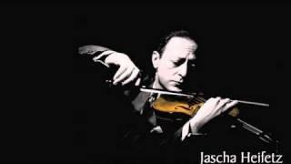 Heifetz plays the slow movement from Rachmaninov