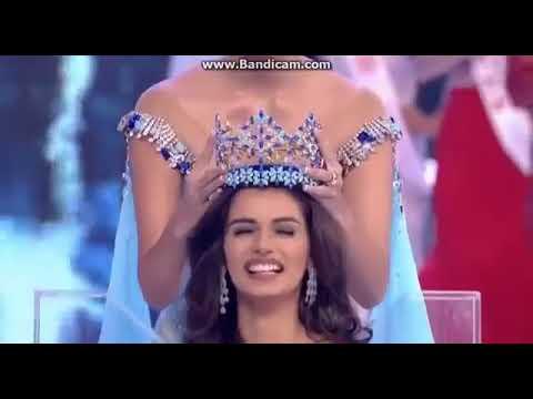 Армянка Мисс Мира -2017.  Жительница Индии армянского происхождения Мануш Чхилларян.