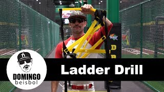 Drills with Domingo Ayala: Ladder Drill