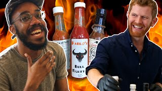 People Try Some Of New York's Hottest Hot Sauces