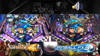 Pinball Fx2 Vs Pinball Fx3 COMPARISON