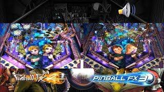 Pinball Fx2 Vs Pinball Fx3 COMPARISON