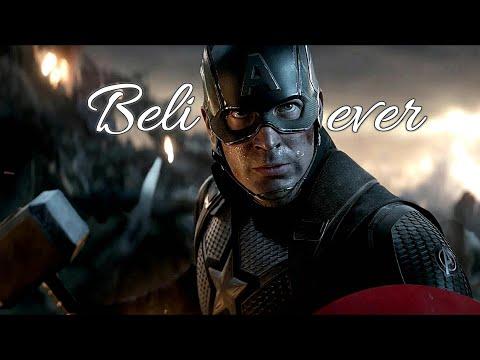 Avengers Endgame || Believer