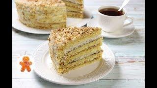 Торт Стефания ✧ Stephanie Cake (English Subtitles)