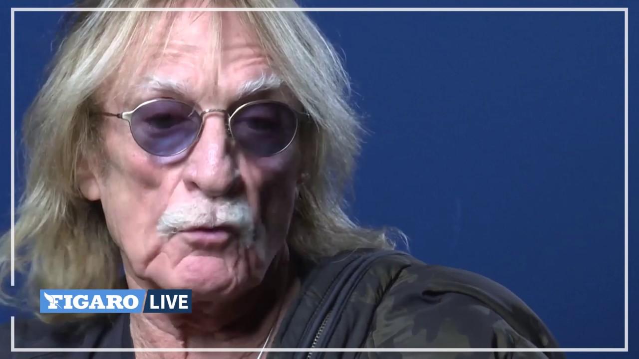 🔴 Le chanteur Christophe est mort à l'âge de 74 ans, la chanson française en deuil