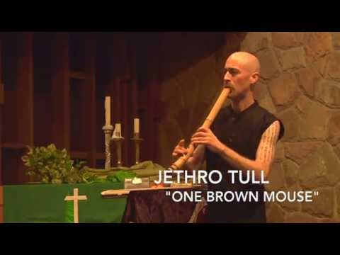 """Jethro Tull's """"One Brown Mouse"""" Performed On Zen Shakuhachi Flute (live, Acoustic)"""