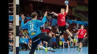 【ハンドボール】右サイドシュートテクニック【神業】handball right wing