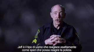 BOSTON - CACCIA ALL'UOMO - J.K. Simmons è il sergente Jeffrey Pugliese