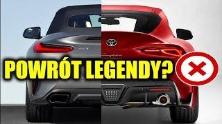 Toyota Supra 2019 - motoryzacjo idziesz w złym kierunku!!!