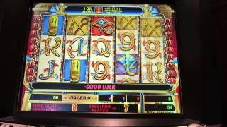 $1 Cleopatra Slot Bonus