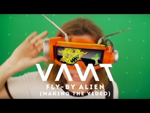 VANT - FLY-BY ALIEN - Making The Video