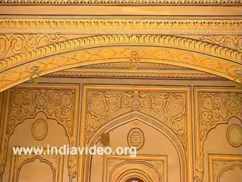 The beautiful Jaigarh fort, Jaipur