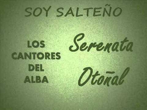 Los Cantores del Alba - Serenata Otoñal