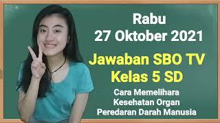 Download Kunci Jawaban Jawa Pos TV Kelas 5 SD Rabu 27 Oktober 2021