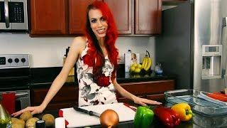 VEGAN HOLIDAY DISH - Cookin' Vegan With Miss Krystle -