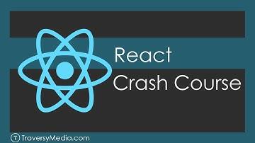 React JS Crash Course (2019)