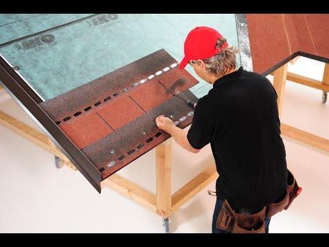 How to install IKO Roof Shingles? Basic Online Training for Roofers